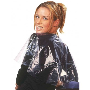 Cape de protection transparente