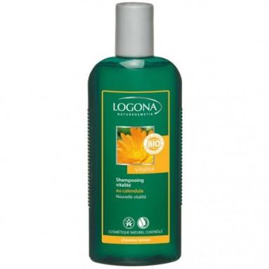 Shampoing vitalité - au calendula BIO - 250 ml - Logona
