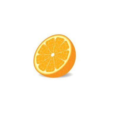 Orange poudre - 100 gr