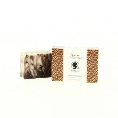 Shampooing solide - Amour de Tortilles - 100 g - Noire Ô naturel