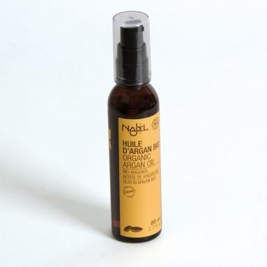 Huile d'Argan BIO - 80 ml - Najel