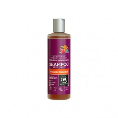 Shampoing aux baies nordiques 250 ml - URTEKRAM