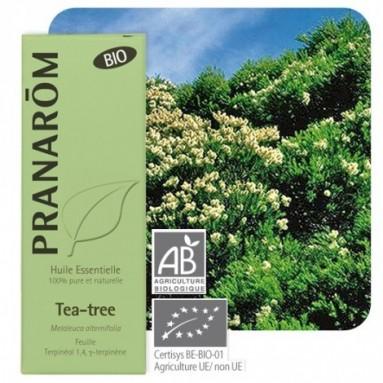 Huile essentielle de Tea Tree BIO - 10 ml - Pranarôm