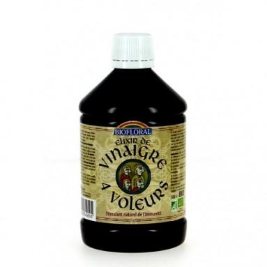 Elixir de vinaigre des 4 voleurs Bio - Pranarôm