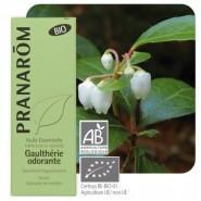 Huile essentielle de Gaulthérie odorante BIO - 10 ml - Pranarôm