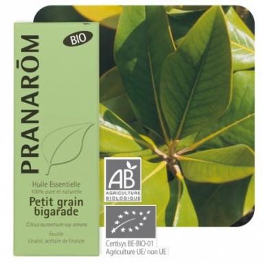 Huile essentielle de Petitgrain bigarade BIO - 10 ml - Pranarôm