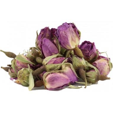 Boutons de Rose de Damas - 50g