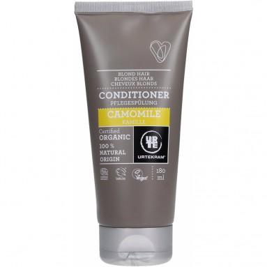 Après-shampooing pour cheveux blonds à la camomille BIO - 180 ml - Urtekram