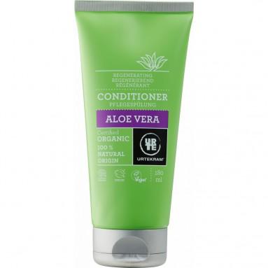 Après-shampooing régénérant à l'aloe vera BIO  - 180 ml - Urtekram