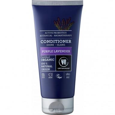 Après-shampooing pour cheveux normaux à la lavande BIO - 180 ml - Urtekram