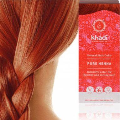 Khadi pur rouge