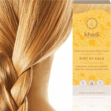 Khadi Blond Doré