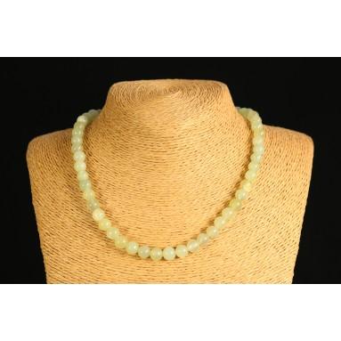 Serpentin - Collier perle 40 cm - Nia