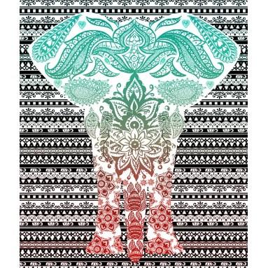 Coloration Indienne - Teinte châtain foncé - 100g