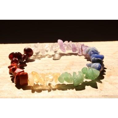 Bracelet baroque Chakra - NIA