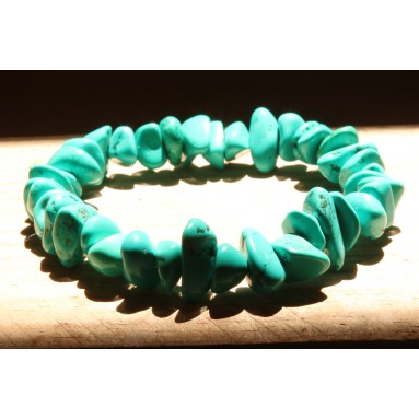Bracelet baroque Turquoise - NIA