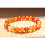 Bracelet perle Cornaline - NIA