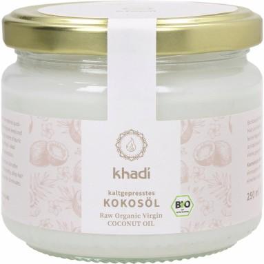 Huile de coco Khadi - 250 gr