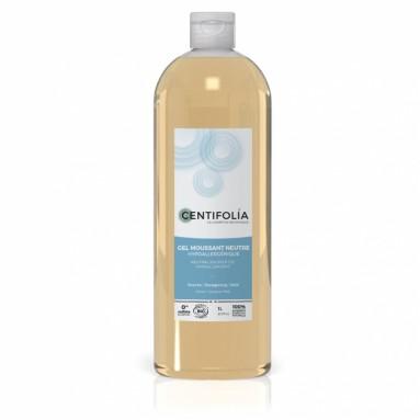 Gel moussant neutre bio 1 litre  - Centifolia