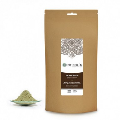 Henné brun 250g - Centifolia