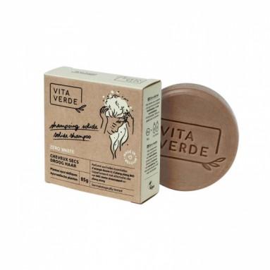 Shampooing solide Vita Verde - Cheveux secs - 85 g