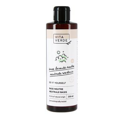 Base lavante neutre BIO - Vita Verde - 250 ml