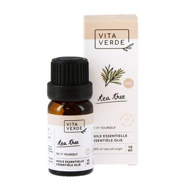 Huile essentielle de Tea Tree BIO - Vita verde - 10 ml