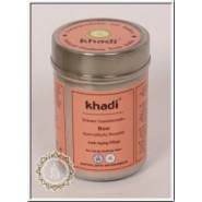 Masque Khadi anti-âge à la rose