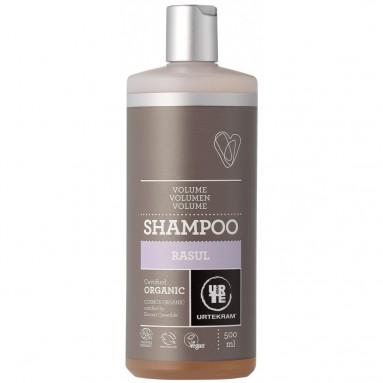 Shampoing URTEKRAM - Volume au rhassoul BIO 500 ml