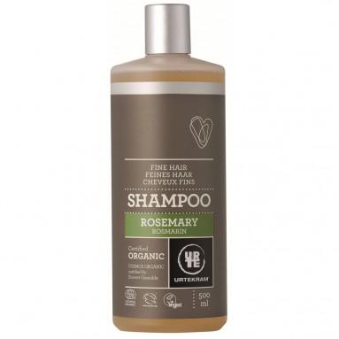 Shampoing URTEKRAM - Cheveux fins au romarin BIO 500 ml