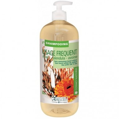 Shampoing GRAVIER - Usage fréquent 1 litre