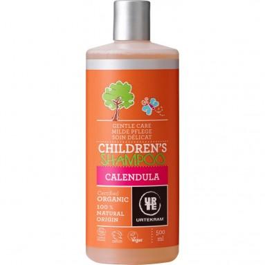 Shampoing URTEKRAM - Ecorce de magnolia & Calendula BIO 500 ml