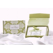 Coffret Sleep'n Beauty 100% soie - 50 x 75cm