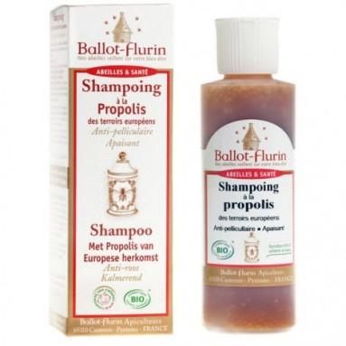 Shampoing à la Propolis - 125ml - Ballot Flurin