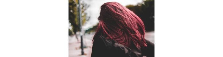 Couleur rouge / violine